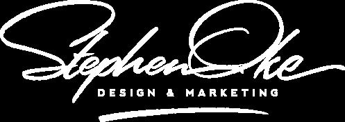 Stephen Oke Design and Marketing Logo