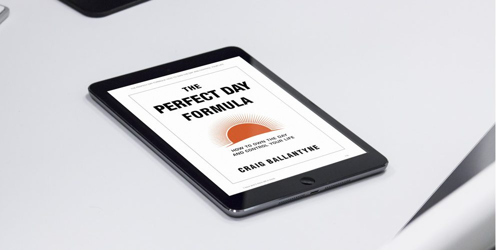 Perfect Day Formula Book